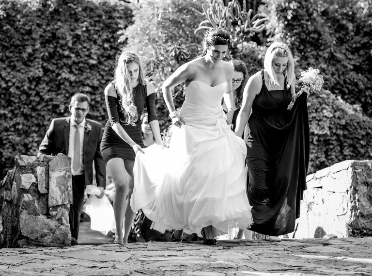 Philane and Bernard Wedding